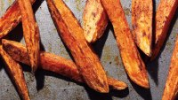 Healthy Recipe: Not-Your-Average Sweet Potato Fries