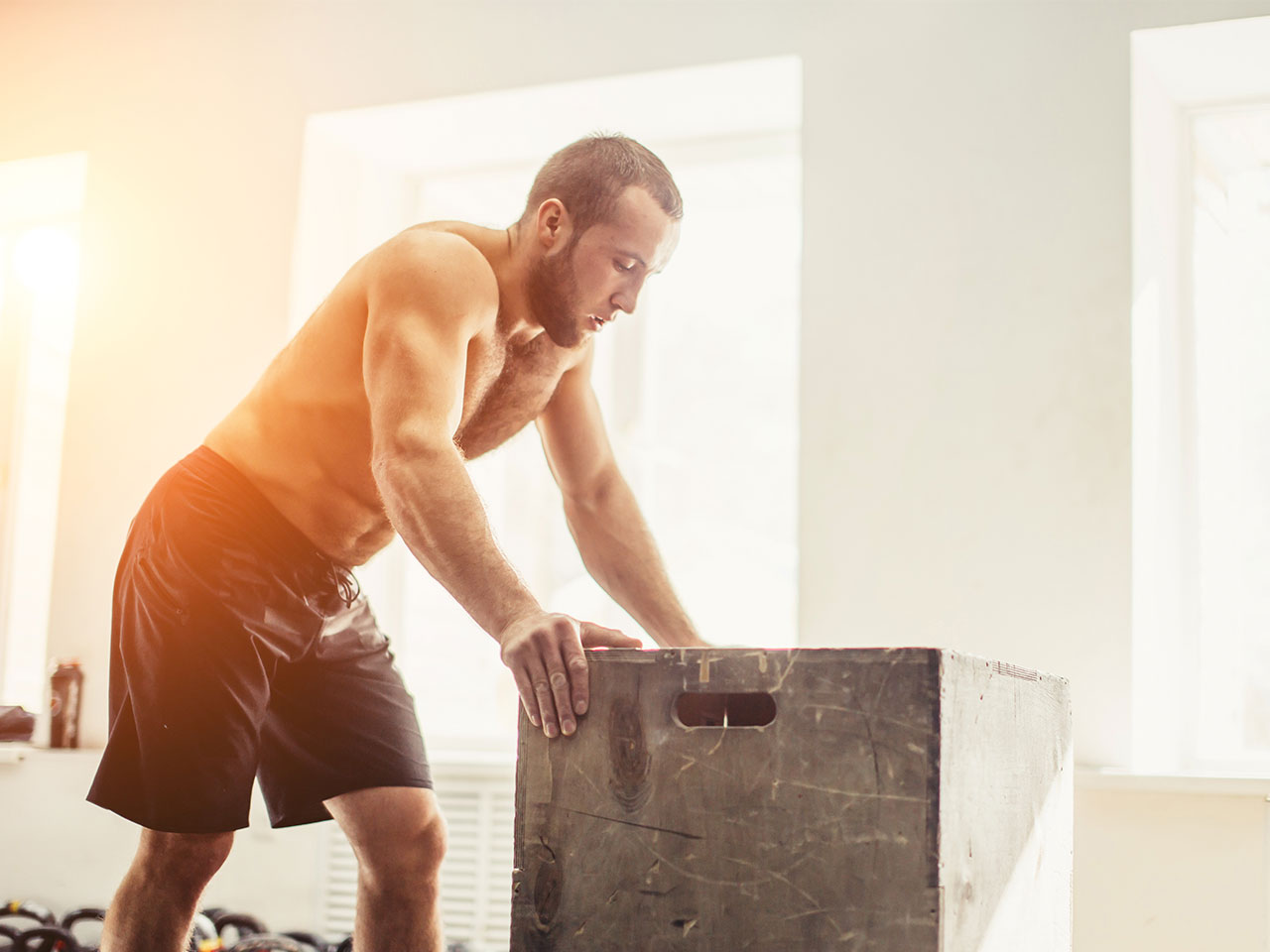 How to restore muscle 48