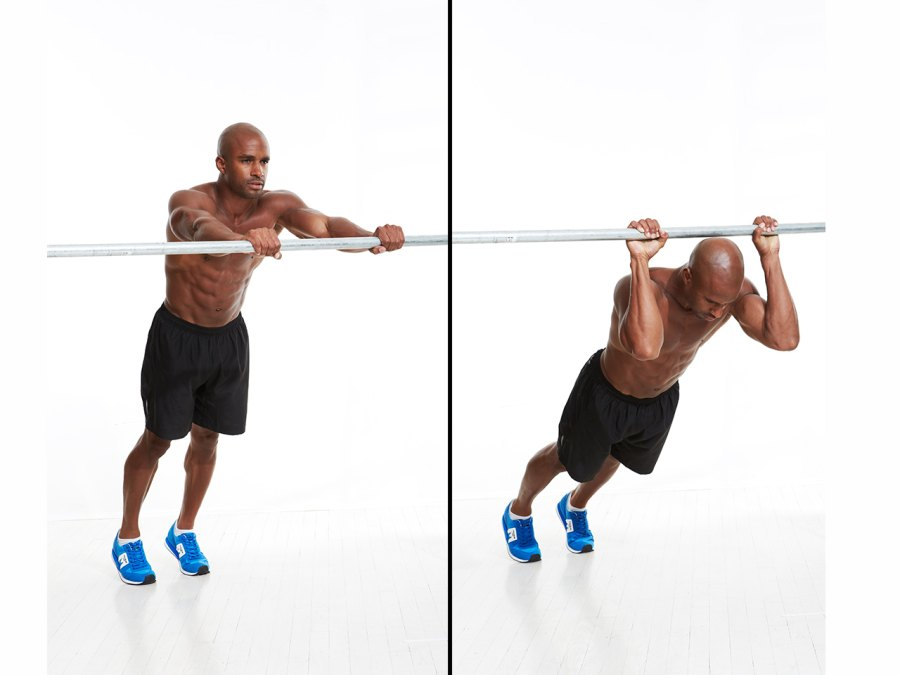 Triceps Bodyweight Extension