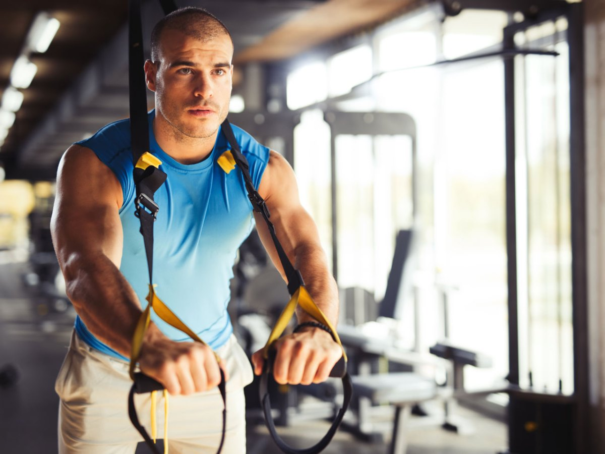The 5 Toughest TRX Exercises for a Full-Body Workout