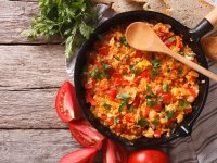 One-Pot Turkish Menemen