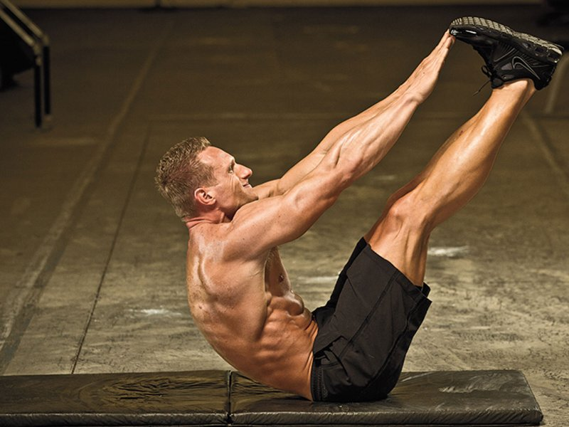 10 Effective Fat Burning Crossfit Workouts You Can Do at Home