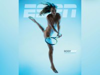 Photos: Caroline Wozniacki Goes (tastefully) Nude for ESPN Body Issue Cover