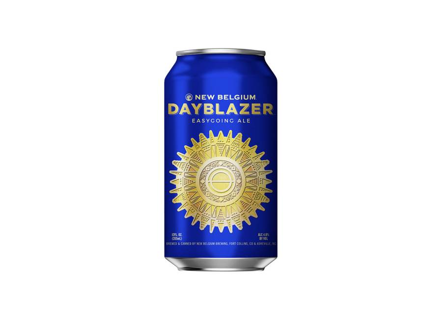 Dayblazer Easygoing Ale By New Belgium