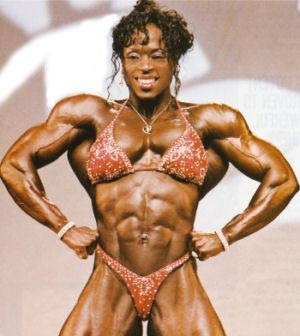 Female bodybuilders new The Most