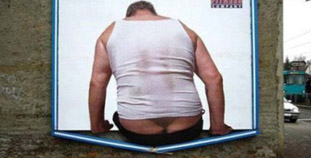 9 Funny Fitness Ads