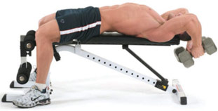 Rolling Triceps Extension