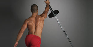 Barbell and weights easy workout routines