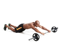 2. Barbell rollout