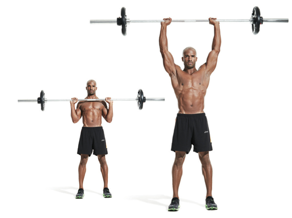 25 Strength Training Exercises For The Best Upper Body Workout Of All Time