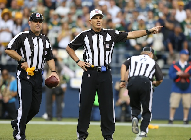 5482b135b83 The Lockout Ends! 10 Worst NFL Referee Calls of 2012 - Men s Journal