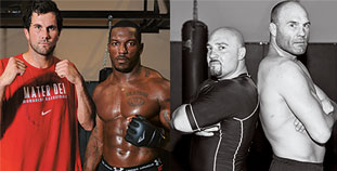 Pros Vs. Pros: How Jay Glazer and Randy Couture Helped 2 NFL Players Get Ripped