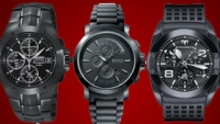 In Style: Black Watches