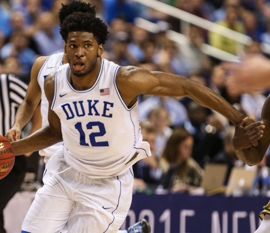 17. Justise Winslow