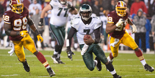 Michael Vick's Rise to the Top