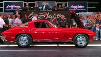 Collector Car Auction Signs Off in Style