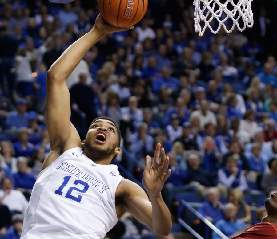 2. Karl-Anthony Towns