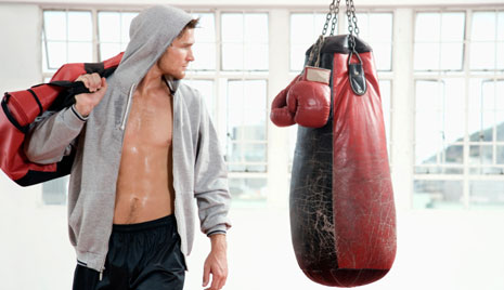 Workout Finisher: the 20 Rep Interval Challenge