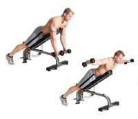 20. LYING LATERAL RAISE