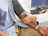 2. Blood pressure screening