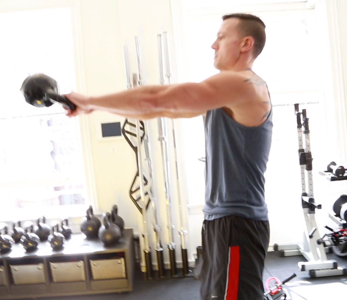 The 22-Minute Holiday-Time Workout