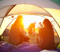 3 Tucked-Away Camping Trips