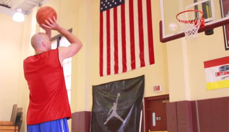Ultimate Athlete Training Guide: Basketball Challenge [VIDEO]