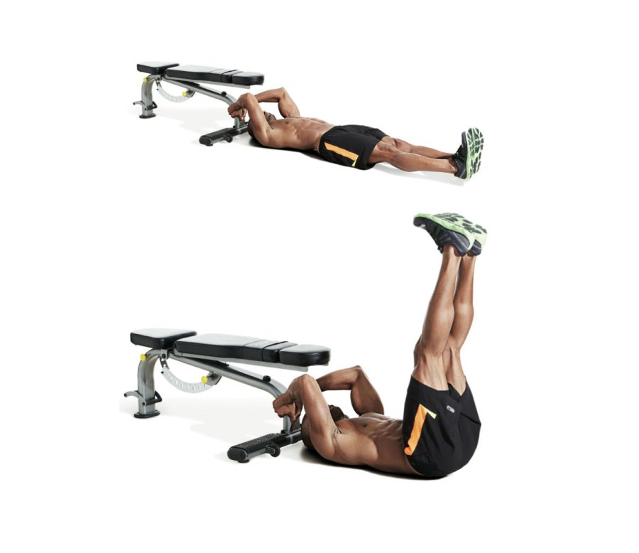 Exercises for ripped six pack