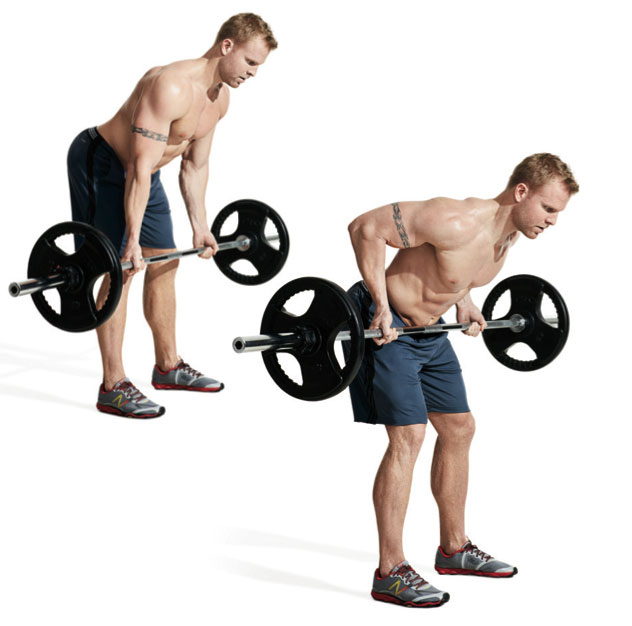The 30 Best Back Workouts Of All Time Men S Journal