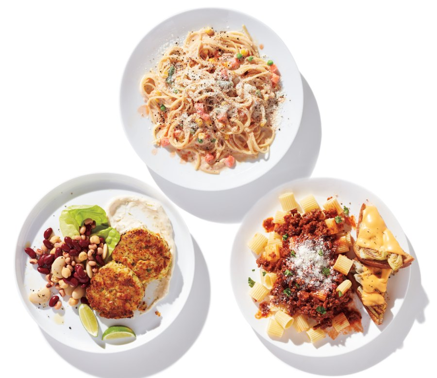 3 Impromptu Meals You Can Make to Impress a Date