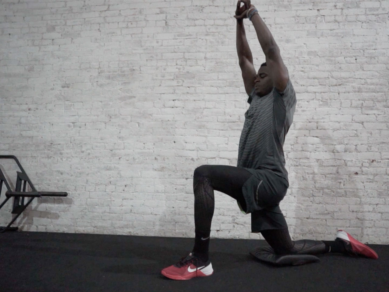 3D hip opener stretch