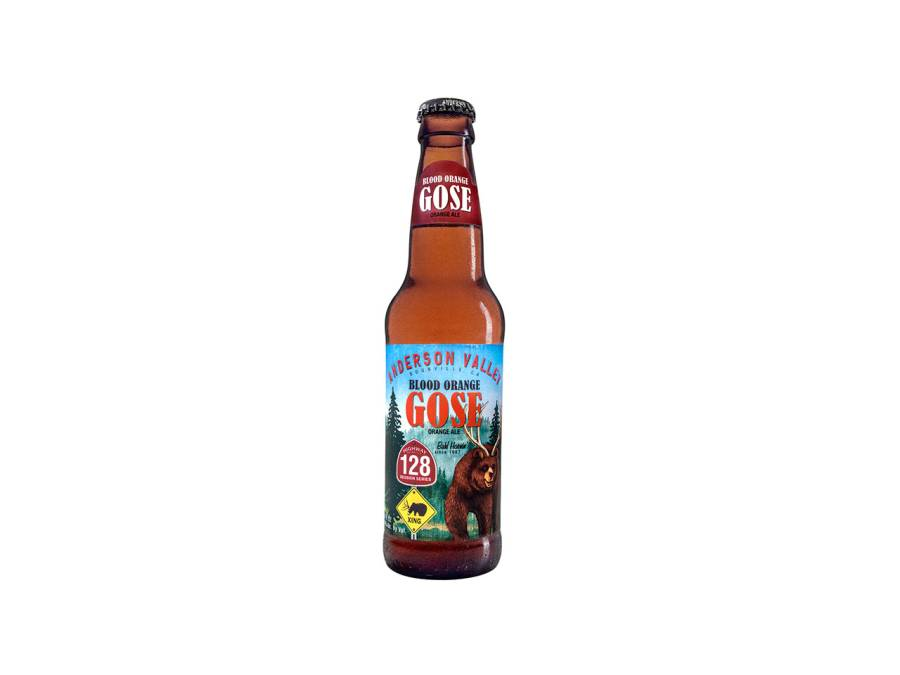 Blood Orange Gose By Anderson Valley Brewing Company