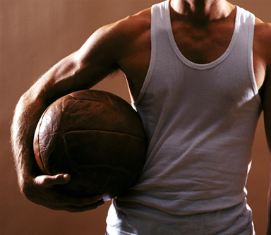 The Four Medicine Ball Moves That Carve Your Core
