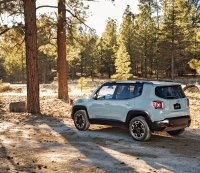 Four Off-Roaders for Any Action Excursion