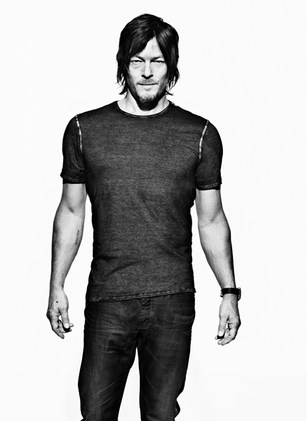 4 reasons norman reedus is a badass plus 10 more men s journal