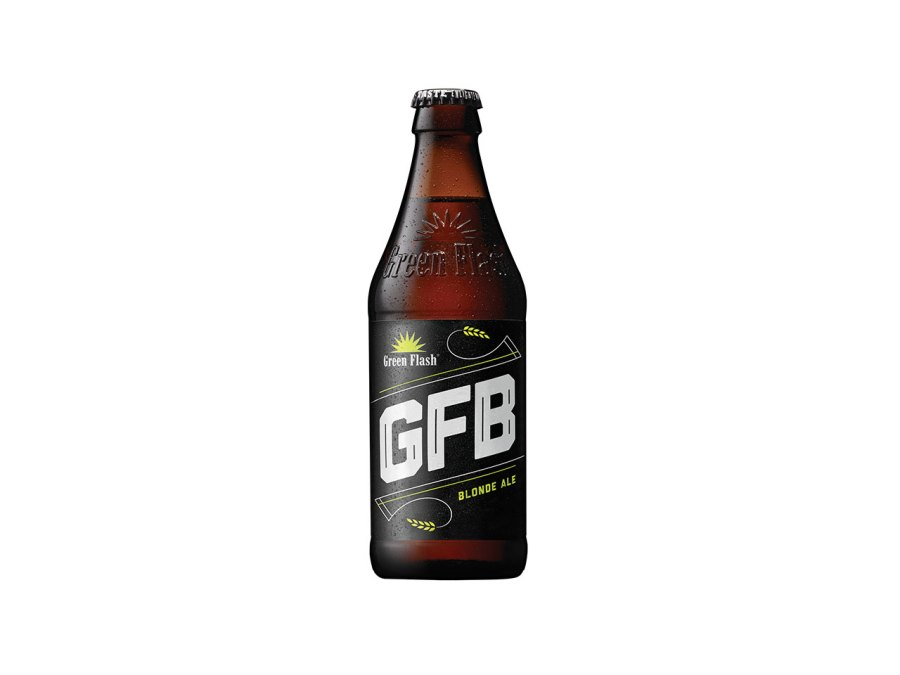 GFB Blonde Ale By Green Fish Brewing Company