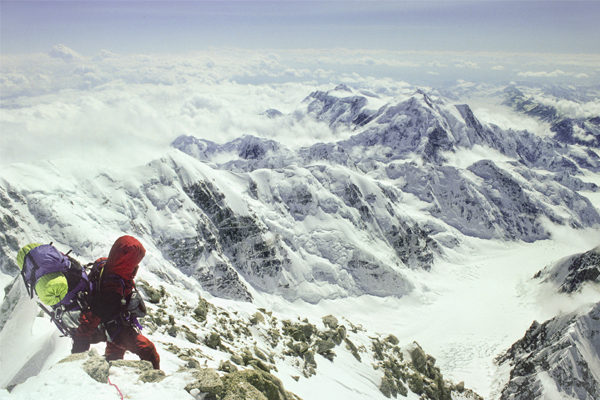 For the Mountaineer—Mt. McKinley