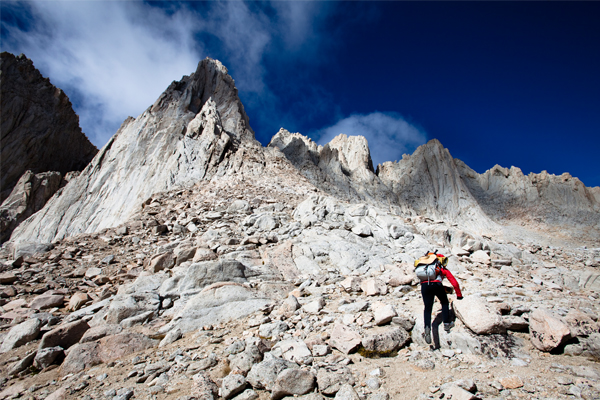 For the Distance Enthusiast — Mt. Whitney