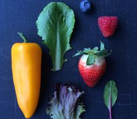 Eating Five Servings of Fruit and Vegetables a Day Leads to a Longer Life