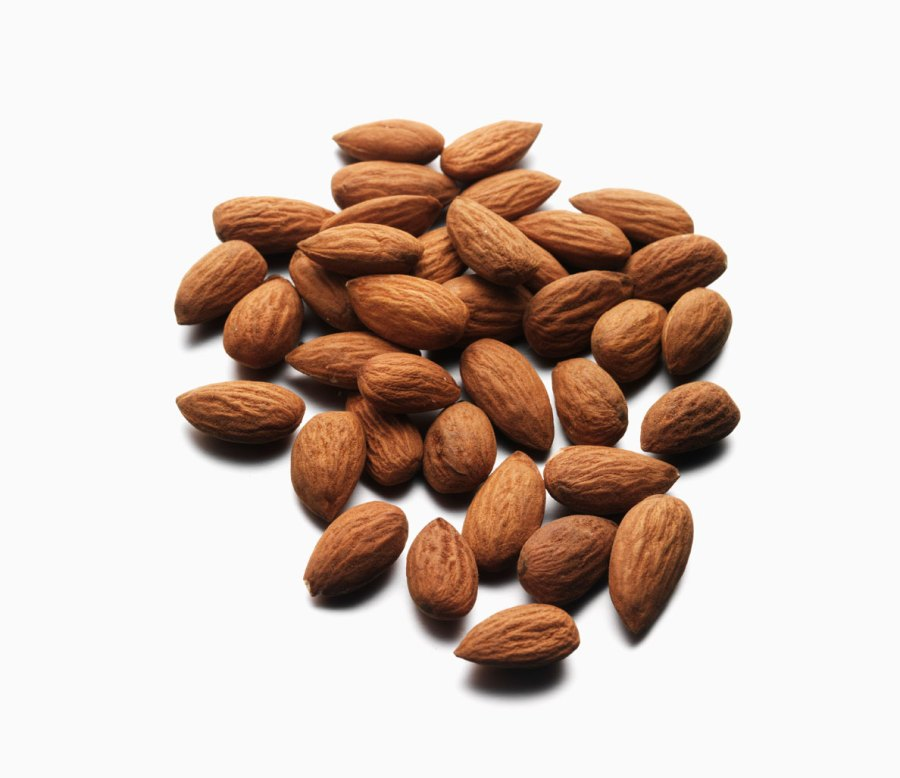 Almonds for improved performance