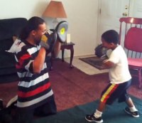 Boxing Prodigy Nijee Is a Natural