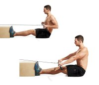 5. SEATED CABLE ROW