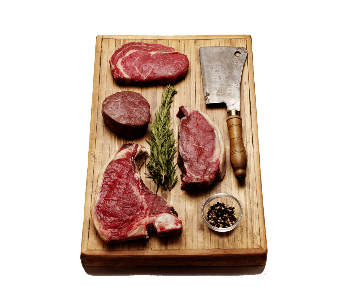 The 6 leanest cuts of meat