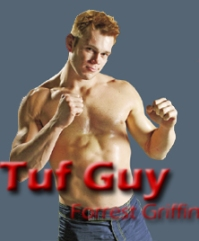 Ultimate Fighter's Forrest Griffin