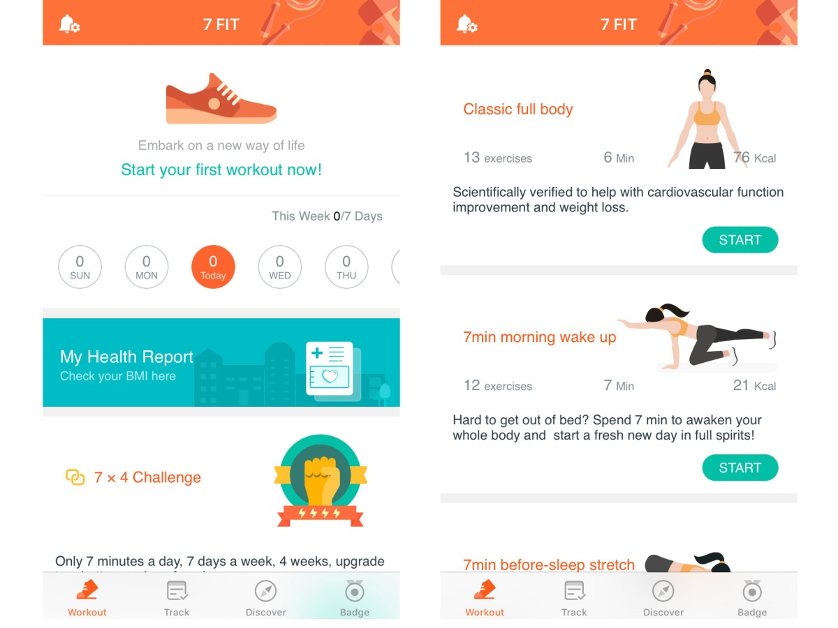 Fitness Tracking: The 18 Best Health and Fitness Apps for