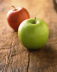 2. Apples: Cholesterol zappers