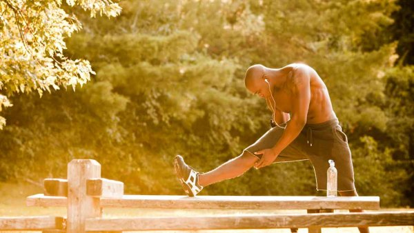7 Early-Morning Stretches for a Better Body