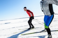 7. Cross-Country Skiing