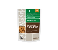 3) Navitas Naturals Superfood and Maca Cashews