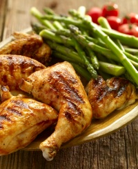 20. Reduce carbs: Eat more proteins and fats